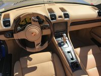 Picture of 2015 Porsche Boxster Base, interior