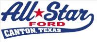 All Star Ford - Canton logo