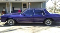 Picture of 1987 Chevrolet Caprice Sedan RWD, exterior, gallery_worthy