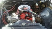 Picture of 1967 Chevrolet Bel Air, engine