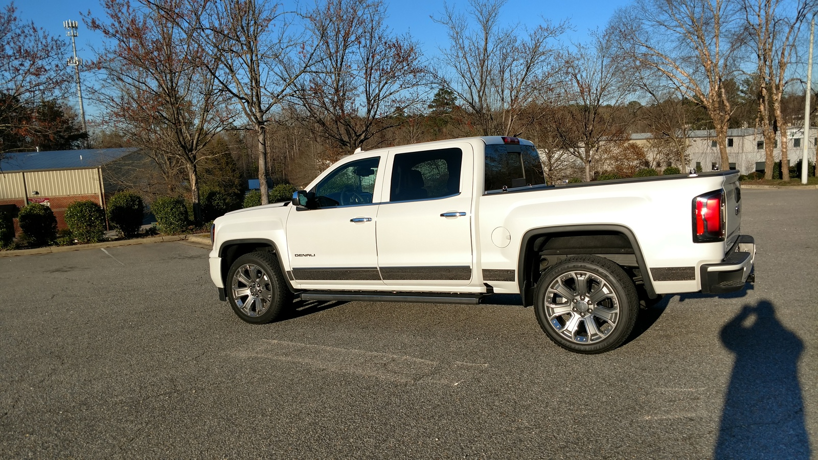 Picture of 2017 GMC Sierra 1500 Denali Crew Cab 4WD