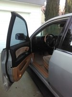 Picture of 2002 Isuzu Axiom 4 Dr STD SUV, interior