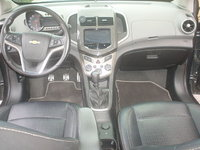 Picture of 2014 Chevrolet Sonic LTZ Hatchback, interior