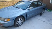 1994 Honda Accord Coupe Overview