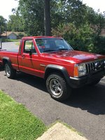 Picture of 1989 Jeep Comanche STD 4WD LB, exterior