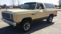 1985 Dodge Ramcharger Picture Gallery