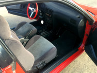 Picture of 1993 Nissan NX 2 Dr 2000 Hatchback, interior