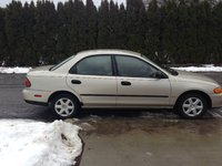 Picture of 1997 Mazda Protege 4 Dr ES Sedan, exterior, gallery_worthy