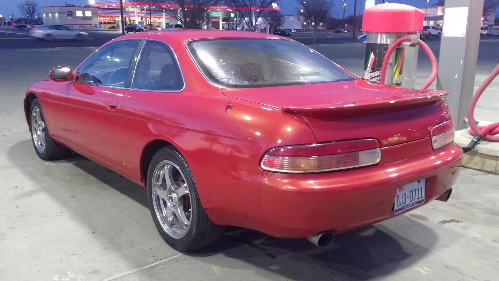 1996 lexus sc300 engine