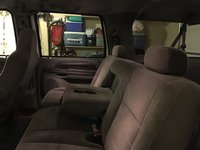 Picture of 2003 Ford Excursion XLT 4WD, interior