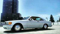 Picture of 1989 Mercedes-Benz 560-Class 560SEC Coupe, exterior