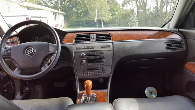 Picture Of 2006 Buick LaCrosse CXS FWD, Interior, Gallery_worthy