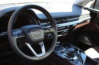 Picture of 2017 Audi Q7, interior, manufacturer