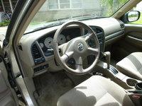 nissan pathfinder 2003 interior
