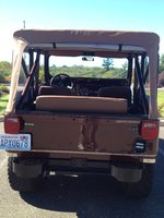 1978 Jeep CJ5 Overview