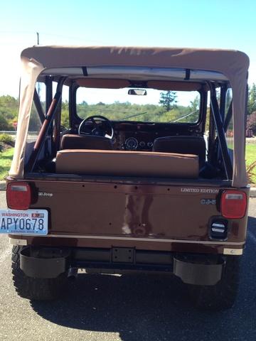 Picture of 1978 Jeep CJ5