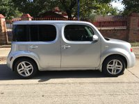Picture of 2012 Nissan Cube 1.8 SL, exterior