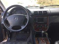 Picture of 2001 Mercedes-Benz M-Class ML 320 Elegance, interior
