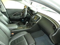 Picture of 2015 Buick LaCrosse Leather AWD, interior