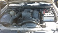 Picture of 2004 GMC Canyon SLE Z71 Crew Cab 2WD, engine