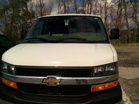 Picture of 2013 Chevrolet Express LT 3500 Ext, exterior