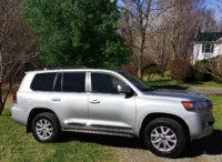 Picture of 2017 Toyota Land Cruiser AWD, exterior