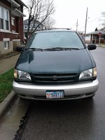 Picture of 1999 Toyota Sienna 4 Dr XLE Passenger Van, exterior