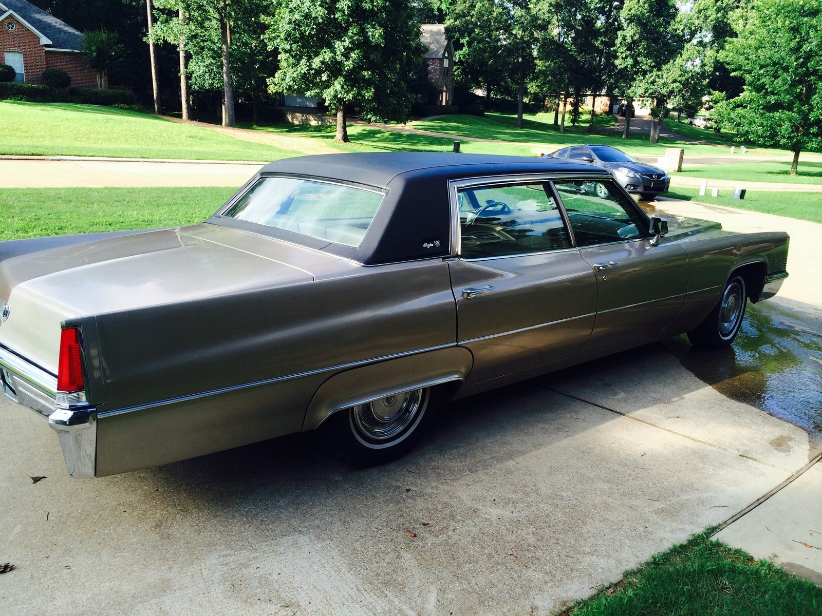 1969 Cadillac Fleetwood - Overview - CarGurus