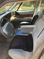 Picture of 1992 Buick LeSabre Custom, interior