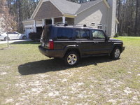 Picture of 2006 Jeep Commander Limited, exterior
