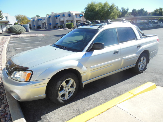 Picture of 2006 Subaru Baja Sport