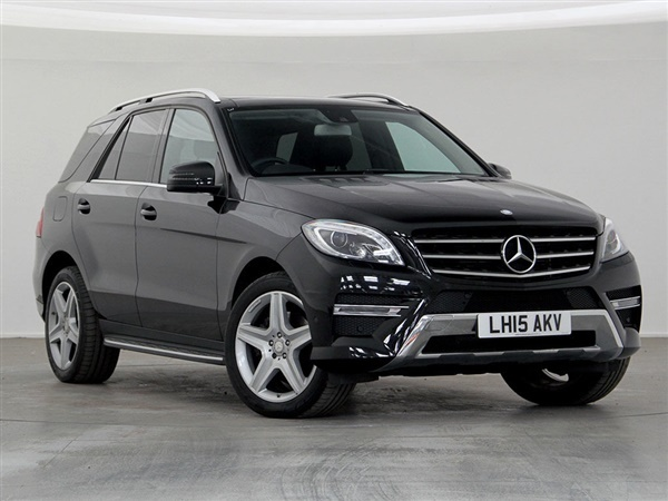 Picture of 2015 Mercedes-Benz M-Class ML 250 BlueTEC 4MATIC