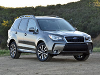 2017 Subaru Forester 2.0XT Touring in Sepia Bronze paint, exterior