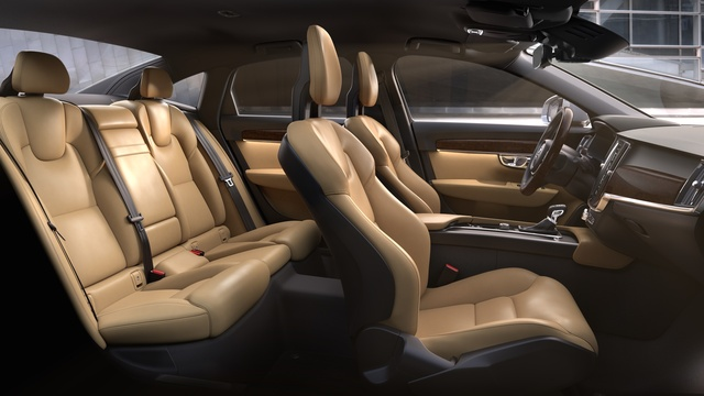 Picture of 2017 Volvo S90 T5 Momentum, interior