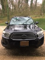 Picture of 2008 Toyota Highlander Base 4WD, exterior