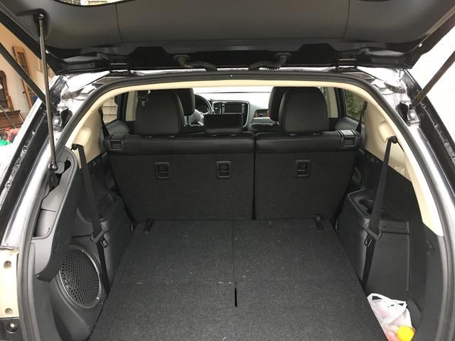 picture of 2015 mitsubishi outlander se interior - Mitsubishi Outlander Interior