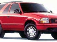Picture of 1999 GMC Jimmy 2 Dr SL 4WD SUV, exterior