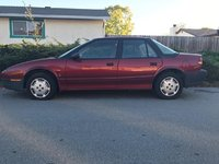 Picture of 1991 Saturn S-Series 4 Dr SL Sedan, exterior, gallery_worthy