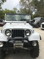 1974 Jeep CJ5 Overview