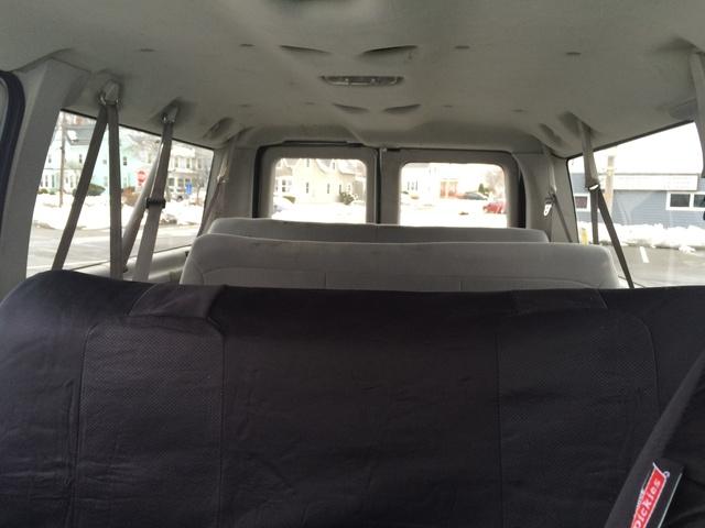 Picture of 2007 Ford E-Series Wagon E-350 Super Duty XLT, interior