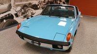 1972 Porsche 914 Overview