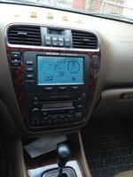 Picture of 2001 Acura MDX AWD Touring, interior