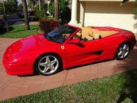 1998 Ferrari F355 Picture Gallery