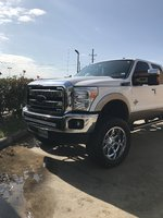 Picture of 2014 Ford F-250 Super Duty Lariat Crew Cab 4WD, exterior