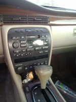 Picture of 1997 Cadillac Seville STS, interior