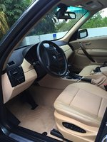 Picture of 2005 BMW X3 2.5i, interior