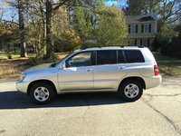 Picture of 2006 Toyota Highlander Base, exterior