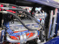Picture of 1932 Ford Model B, engine