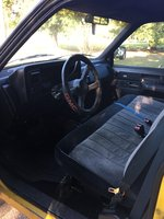 Picture of 1988 GMC Sierra C/K 1500, interior