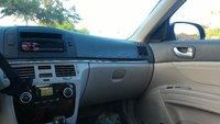 Picture of 2008 Hyundai Sonata Limited, interior